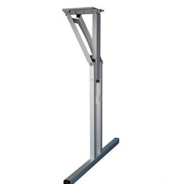 GEMINI ALUMINIUM FOLDING TABLE LEG 685MM
